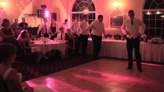 Bridal party dance off MichiganYouTube