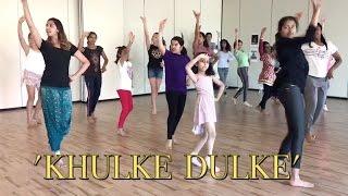 Khulke Dulke (Befikre) || Dance Cover || Bollywood Dance | Choreography Francesca McMillan