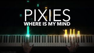 Pixies - Where Is My Mind   Fight Club Theme   Piano Cover