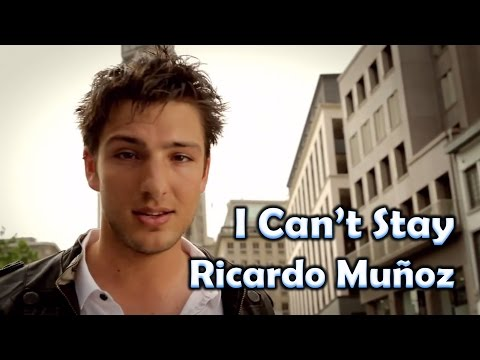 Ricardo Muñoz - I Cant Stay - legenda dupla - F - rock - 066