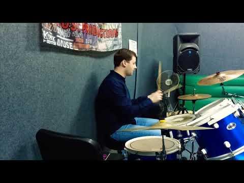 Мумий Тролль - Медведица (drum cover)
