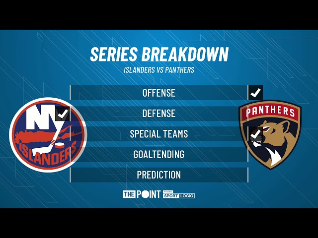 Prediction: Panthers vs Islanders