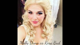 Molly Dunn- Rosa Bud in The Mystery of Edwin Drood
