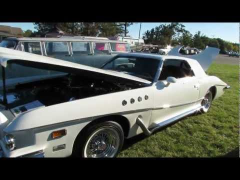 1976 Stutz Blackhawk VI At Scholz Autofest