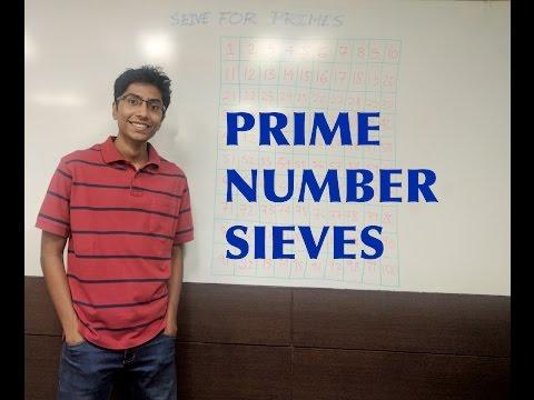 Prime Number Sieves