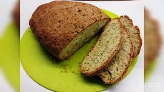 Наивкуснейший итальянский хлеб без дрожжей