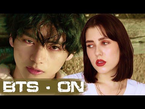 BTS (방탄소년단) - ON (Russian Cover || На русском)