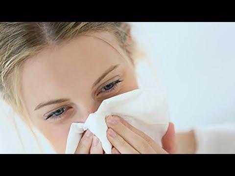 Болит ухо горло и заложен нос