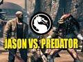 JASON VS. PREDATOR: Mortal Kombat X - Online Ranked Matches