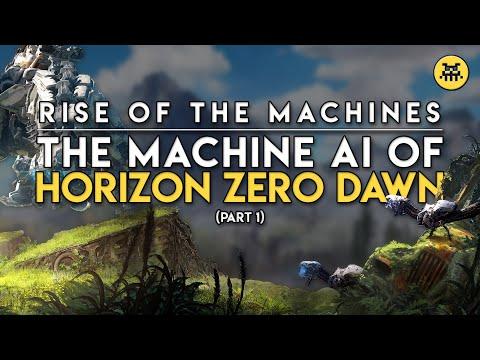 The AI of Horizon Zero Dawn | Part 1: Rise of the Machines | AI and Games thumbnail