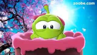 Поздравление от Ам Няма - поделись улыбкою своей ;-) 1 апреля - Виртуальная открытка от Зайки ZOOBE