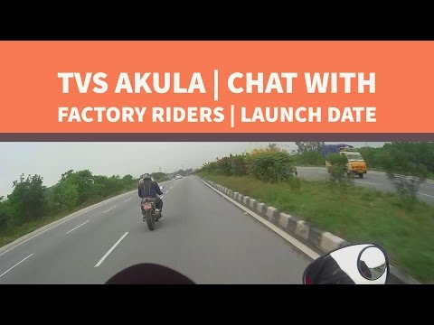 New Tvs Apache Rr 310 S Akula Shows Touring Capability In New Spy