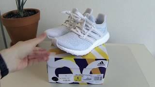 5c1d1c6ab adidas Ultraboost Parley J unboxing + on feet