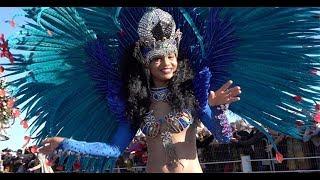Carnaval de Nice 2019 - Bataille de Fleurs du 02 Mars 2019