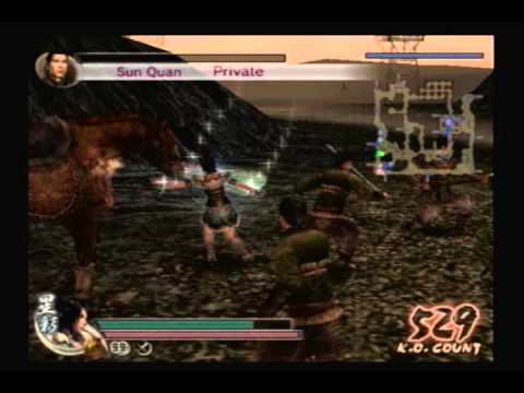 Let's Play Xing Cai's Musou on Chaos Difficulty - 100 Subscriber Special - Part 6