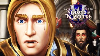World of Warcraft - Official Cinematic Intro Trailer | Visions of N'Zoth