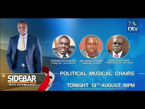 NTV Kenya Live Stream  || Sidebar with Ken Mijungu