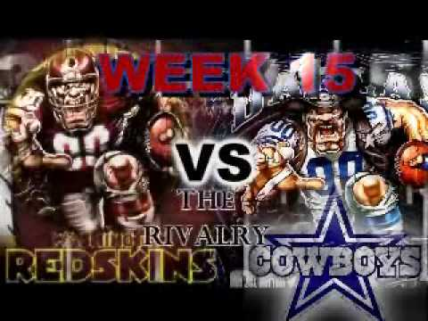 DALLAS COWBOYS 2010 SEASON SCHEDULE
