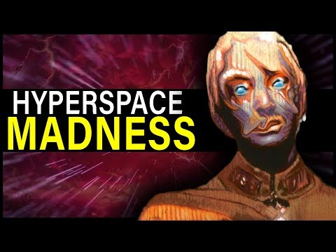 The  HORRORS of HYPERSPACE MADNESS explained | Star Wars Legends Lore