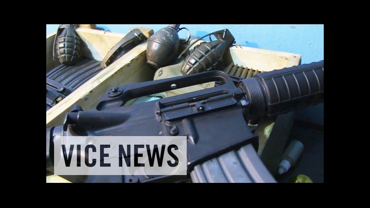 Lebanon's Illegal Arms Dealers