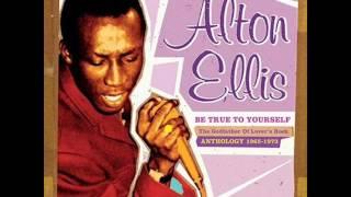 Alton Ellis  -  Why Birds Follow Spring  1965 73
