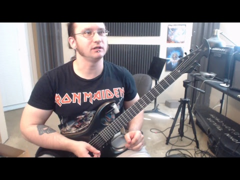Japanese Scales and Riffs Live Stream
