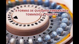 la pastilla anticonceptiva puede fallar