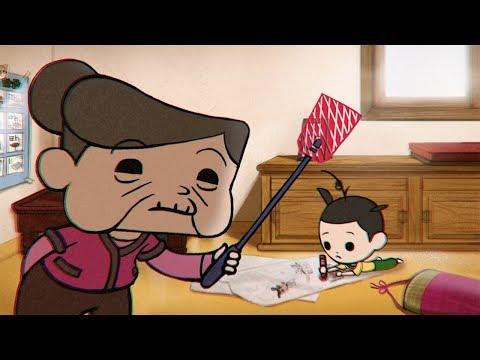Grandmother's cake(할머니의 케이크)청강졸업작품(Chungkang Animation)