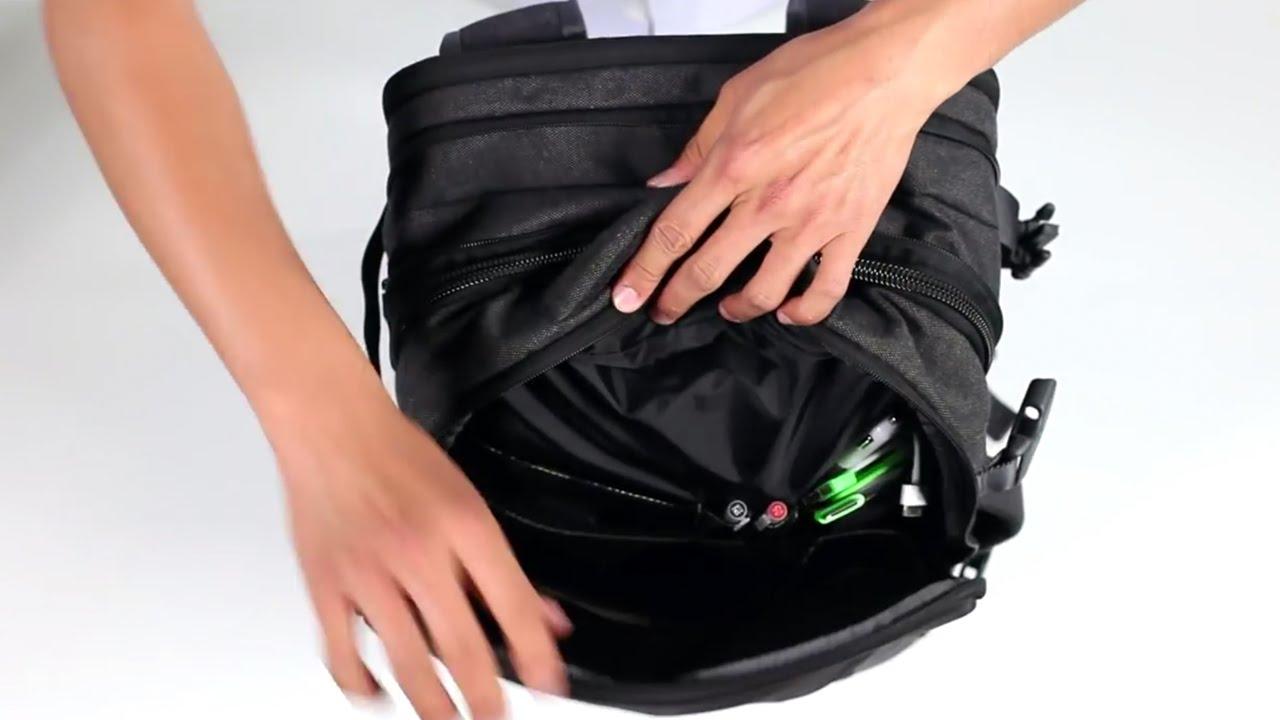 e8d60f93363f EO Travel - Backpack - YouTube