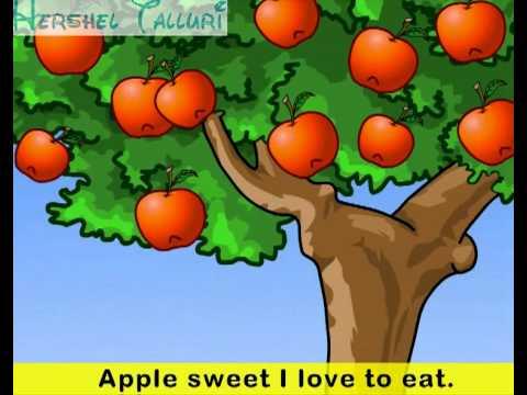Nursery Rhymes   Apple Red 2