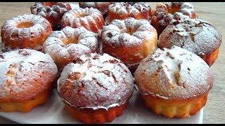 Творожные Кексы. Такие мягкие, что тают во рту!/Cheesecake Muffins