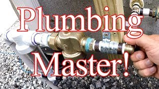 Joe The Plumber Helps Us Out Of A Pickle! - DIY