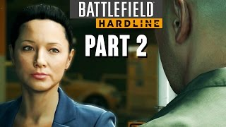 Battlefield Hardline Walkthrough Part 2 - Episode 2 (Single Player)