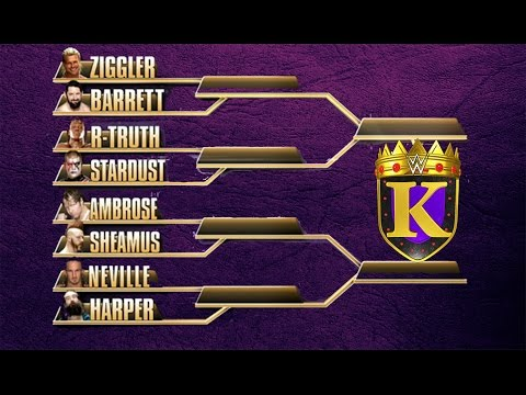 WWE King Of The Ring 2015
