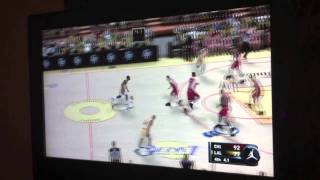 PlayStation 3 NBA 2K11 PS Move Preview Jordan Challenge