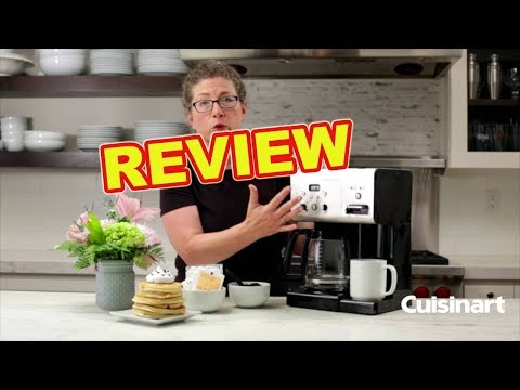 Review Cuisinart Coffee Center Maker Easy To Clean 2019