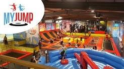 #trampolinpark #myjump ► My Jump Erfurt ► Trampolinpark ↓ ↓ ↓▼INFO▼↓ ↓ ↓