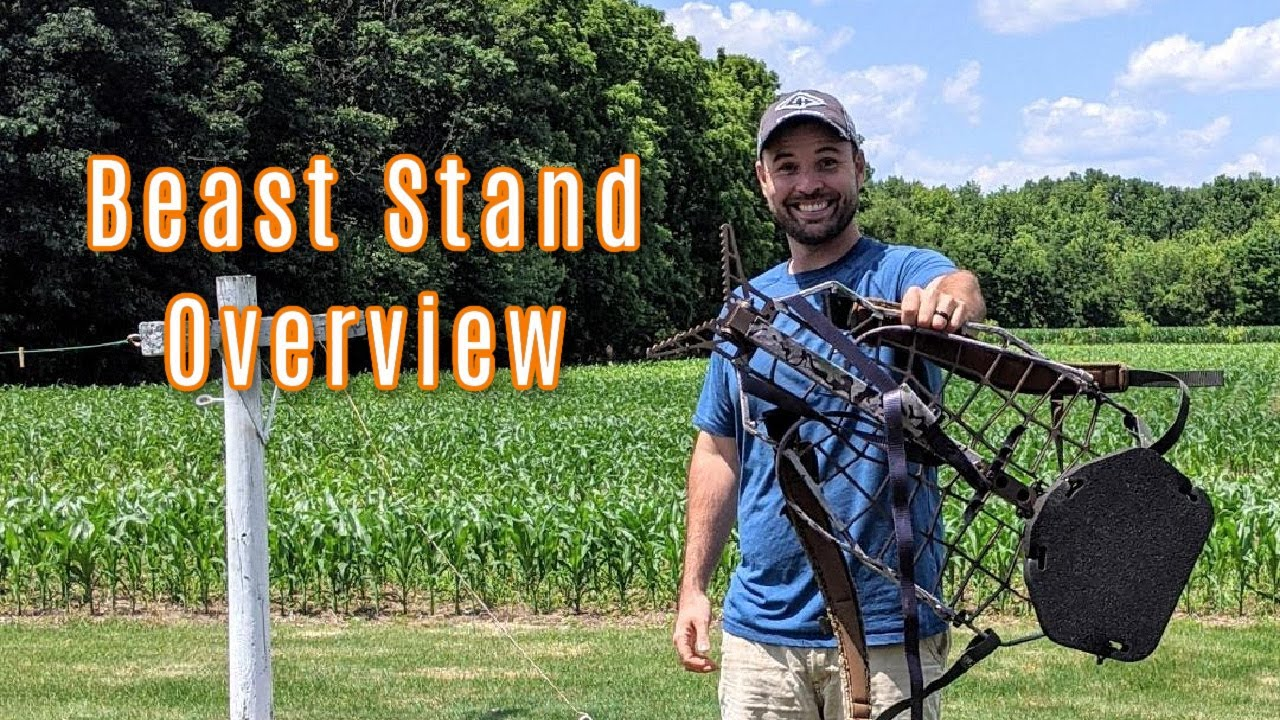 Josh's Overview of The Beast Stand!