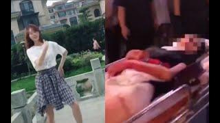 22岁抖音网红被前男友割喉,家属哭求:不要赔偿,只求死刑!