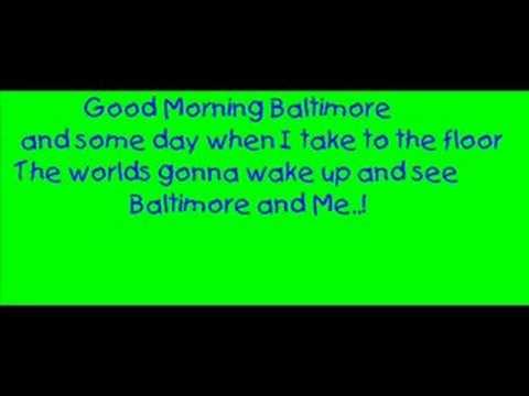 Good Morning Baltimore - Hairspray - Lyrics!