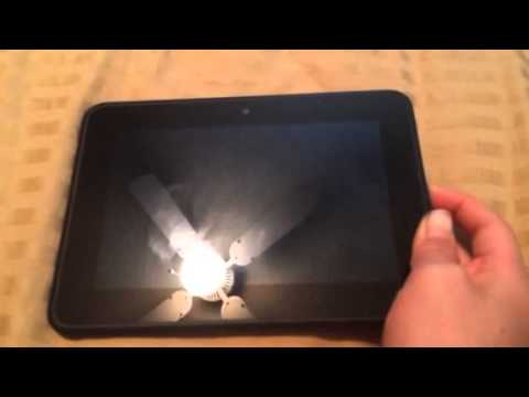 Kindle fire hd wont hold charge