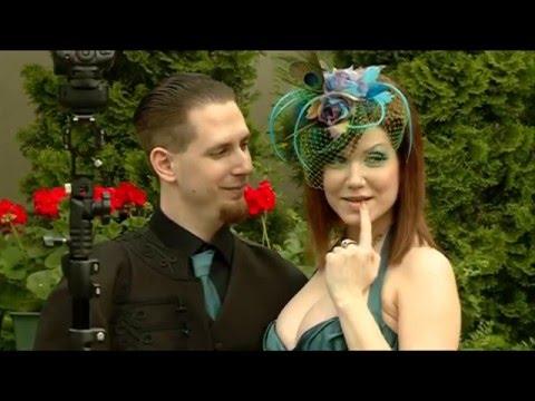 d0c7a7eae6 Viktória és András esküvője (2014) - teljes film - YouTube
