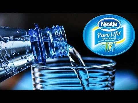 Report Shows Nestlé Pure Life Bottled Water Polluted With Plastics
