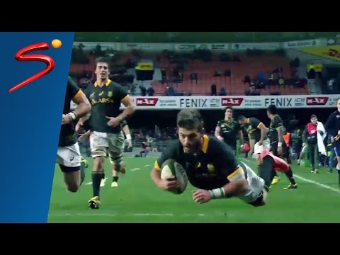 Castle Lager Incoming Series 2016 - South Africa vs Ireland