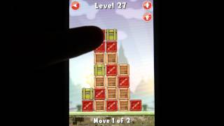 Move the box level 27 London Solution Walktrough(MORE LEVELS, MORE GAMES: http://MOVETHEBOX.GAMESOLUTIONHELP.COM http://GAMESOLUTIONHELP.COM This shows how to solve the puzzle of ..., 2012-03-12T22:40:33.000Z)