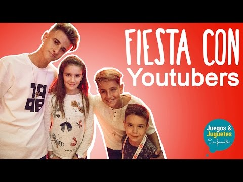 ¡NOS VAMOS DE FIESTA CON YOUTUBERS! // Madrid Pop Up Space Madrid