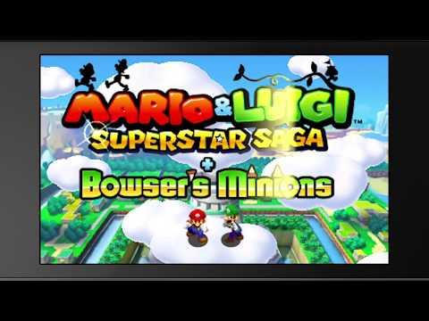Mario & Luigi Superstar Saga + Bowser's Minions - Video
