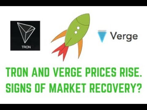 Why cryptocurrency is recoverinh