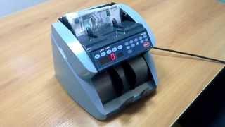 Cassida 7700 • Счетчик банкнот денег(, 2013-08-28T09:08:21.000Z)