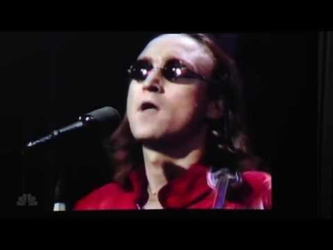 John Lennon Auditioning on The Voice